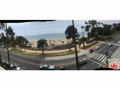 Santa Monica Condo/Townhouse Sold: 801 Ocean Avenue #403
