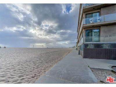 Marina Del Rey Condo/Townhouse Sold: 1 Northstar Street #PH3