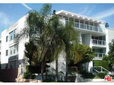 Beverly Hills Condo/Townhouse Closed: 131 North Gale Drive #2E