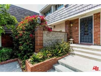 Venice Condo/Townhouse Sold: 4738 La Villa Marina #J