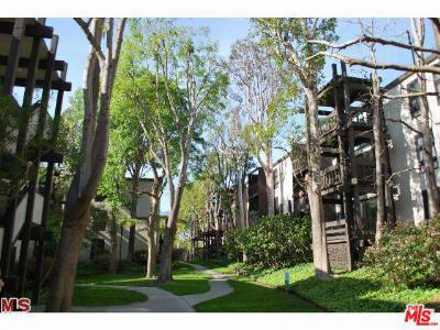 Playa Del Rey Condo/Townhouse Sold: 7777 West 91st Street #E1141