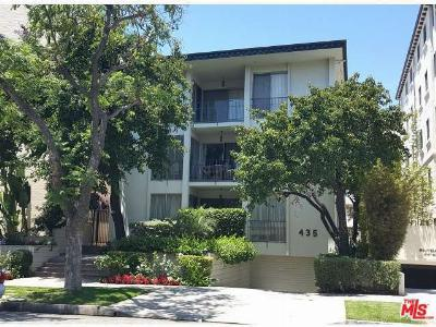 Beverly Hills Condo/Townhouse Closed: 435 North Palm Drive #202
