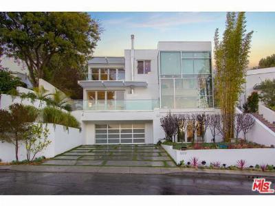 Santa Monica Single Family Home Sold: 1777 Sunset Avenue