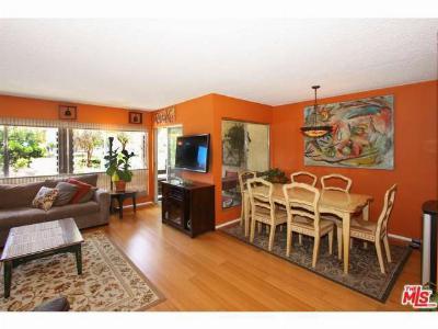 Culver City Condo/Townhouse Sold: 6250 Buckingham #202