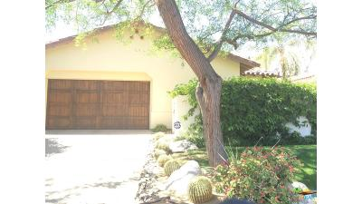 Palm Springs Rental For Rent: 343 Big Canyon Drive