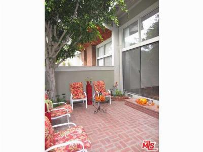 Venice Condo/Townhouse Sold: 4334 Glencoe Avenue #8