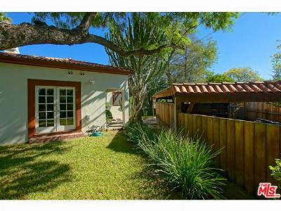 Hollywood Single Family Home Sold: 2072 Mound Street