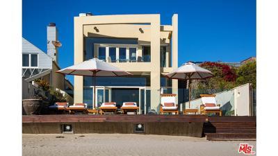 Malibu Single Family Home For Sale: 23754 Malibu Road