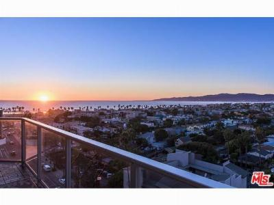 Marina Del Rey Condo/Townhouse Sold: 3111 Via Dolce #PH902