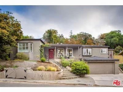 Hollywood Single Family Home Sold: 3113 Lake Hollywood Drive