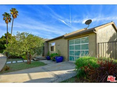 Santa Monica Single Family Home Sold: 1732 Bryn Mawr Avenue