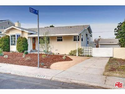 Westchester Single Family Home Sold: 6073 West 83rd Place