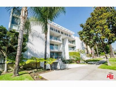 Beverly Hills Condo/Townhouse Closed: 131 North Gale Drive #1B