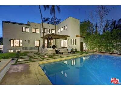 Hancock Park-Wilshire (C18) Single Family Home Sold: 500 North Cahuenga Boulevard