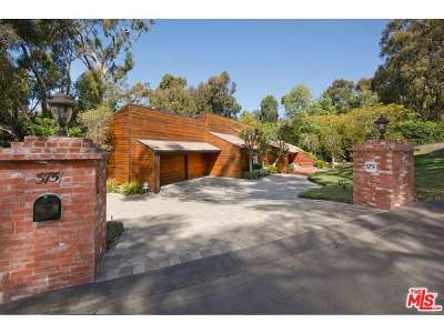 Single Family Home Sold: 3751 Serra Road