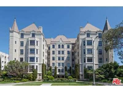 Hancock Park-Wilshire (C18) Condo/Townhouse Sold: 316 North Rossmore Avenue #403