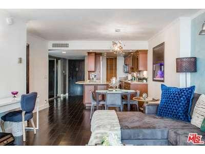 Marina Del Rey Condo/Townhouse Sold: 4337 Marina City Drive #945