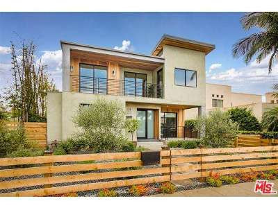 Mar Vista Single Family Home Sold: 4340 Kenyon Avenue