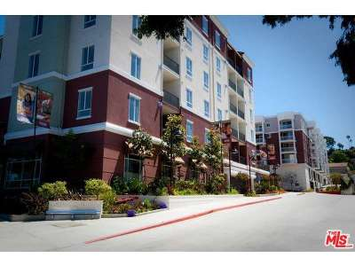 Baldwin Hills Condo/Townhouse Sold: 3740 West Santa Rosalia #217