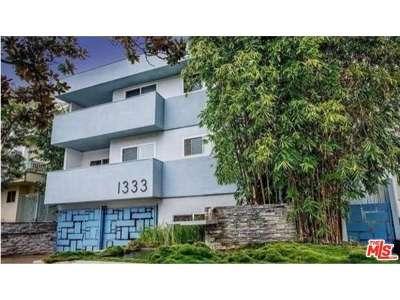 Santa Monica Condo/Townhouse Closed: 1333 14th Street #5