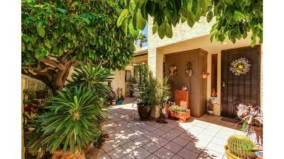 Palm Springs Condo/Townhouse For Sale: 460 East Via Carisma