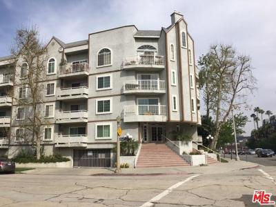 Sherman Oaks Condo/Townhouse Sold: 4401 Sepulveda #208