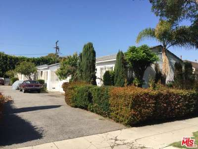 Santa Monica Residential Lots & Land Sold: 2248 28th Street