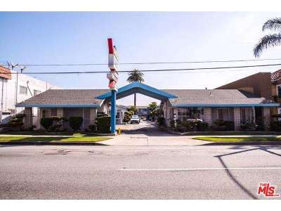Culver City Residential Lots & Land Sold: 3868 Sepulveda