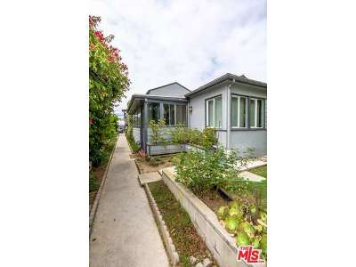 Santa Monica Condo/Townhouse Sold: 1834 9th Street #3