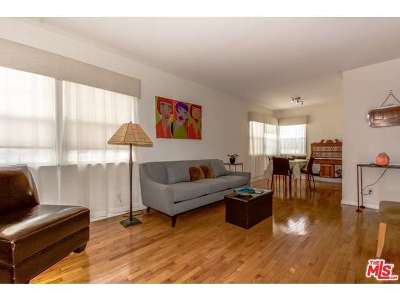 Santa Monica Condo/Townhouse Sold: 1834 9th Street #5