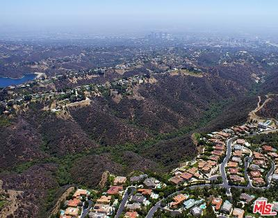 Los Angeles County Residential Lots & Land For Sale: Bel Air Canyon