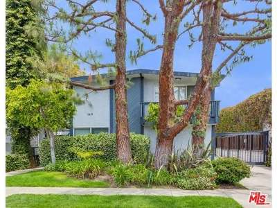 Santa Monica Condo/Townhouse Sold: 1431 Stanford Street #5