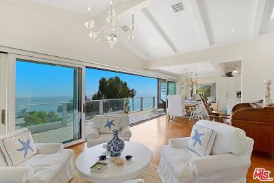 Malibu Rental For Rent: 33410 Pacific Coast Highway