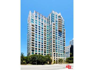 Condo/Townhouse Closed: 10727 Wilshire Boulevard #1206