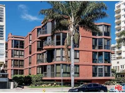 Santa Monica Condo/Townhouse Sold: 1033 Ocean Avenue #403
