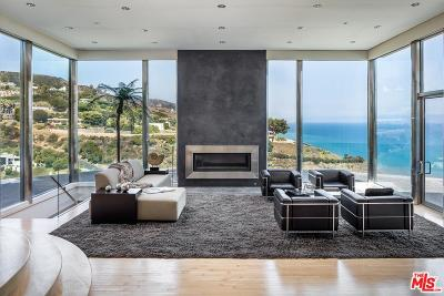 Malibu Single Family Home For Sale: 3464 Sweetwater Mesa Road