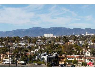 Marina Del Rey Condo/Townhouse Sold: 4316 Marina City Drive #125