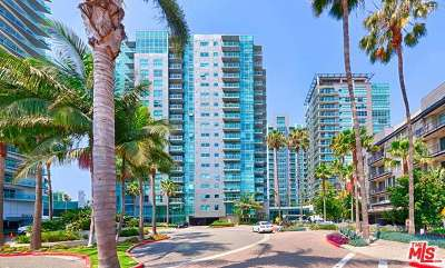 Venice Condo/Townhouse Sold: 13700 Marina Pointe Drive #317