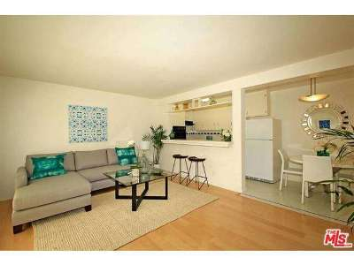 Santa Monica Condo/Townhouse Sold: 1319 11th Street #1