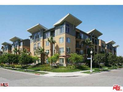 Playa Vista Condo/Townhouse Sold: 6400 Crescent Park #222