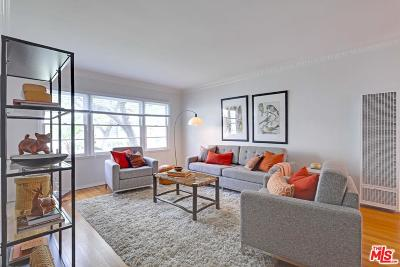 Santa Monica Condo/Townhouse Sold: 2264 29th Street #A