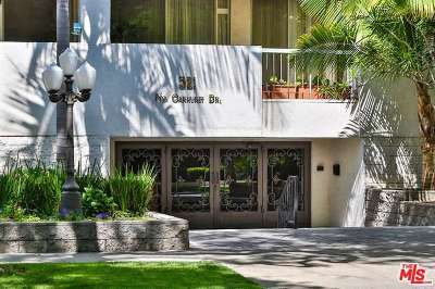 Beverly Hills Condo/Townhouse Closed: 321 North Oakhurst Drive #201