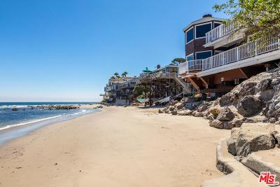 Malibu Single Family Home For Sale: 26740 Latigo Shore Drive