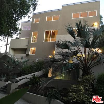 Sunset Strip - Hollywood Hills West (C03) Single Family Home For Sale: 6969 Woodrow Wilson Drive