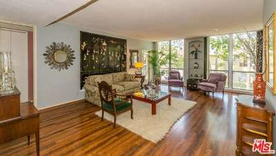 Hollywood Condo/Townhouse Sold: 1820 North Canyon Drive #207