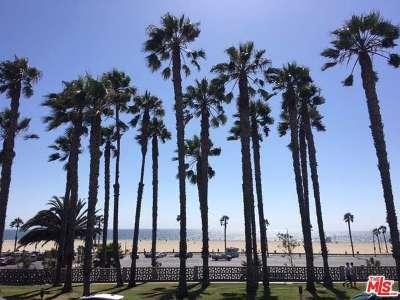 Santa Monica Condo/Townhouse Sold: 2221 Ocean Avenue #101