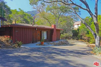 Calabasas Single Family Home For Sale: 25656 Nebo Drive