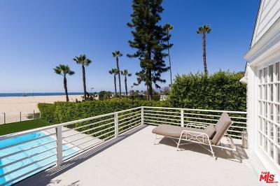 Los Angeles County Rental For Rent: 501 North Palisades Beach Rd. Avenue