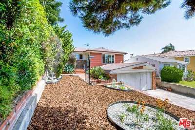 Santa Monica CA Single Family Home Sold: $1,455,647