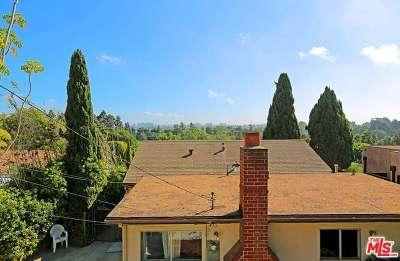 Santa Monica Single Family Home Sold: 1767 Sunset Avenue